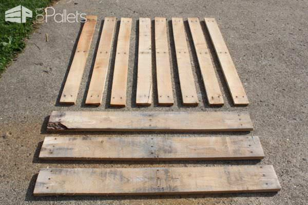How to Easily Disassemble A Pallet DIY Pallet Ideas