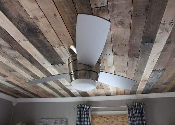 Pallets Ceiling Ceiling & Roof Pallet Projects