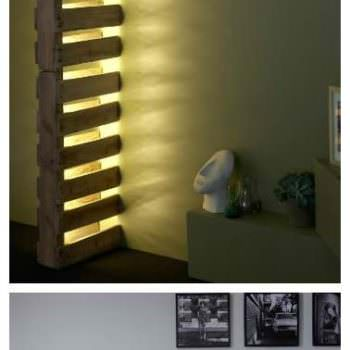 Alternative Pallet Lights