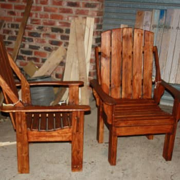 Recliner Pallet Chairs