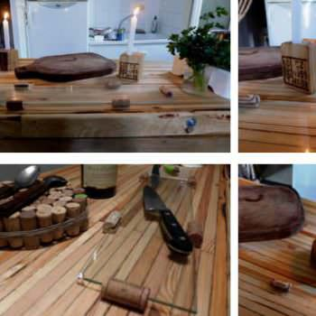 Tkt: The Kitchen Project (Kitchen Island & Table)